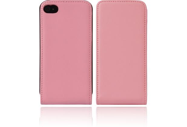 Twins Candy Flip für iPhone 4/4S, rosa