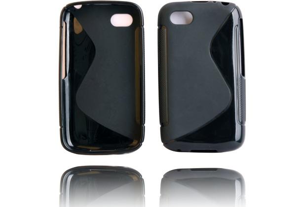 Twins Fancy Bright für Blackberry Q5, schwarz