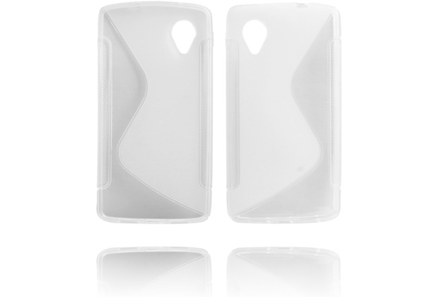 Twins Fancy Bright für Google Nexus 5, transparent
