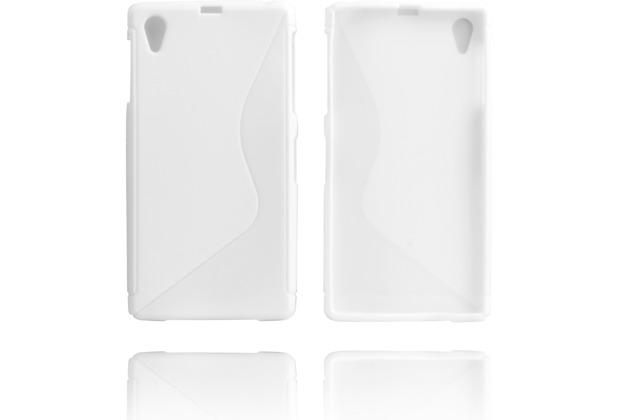 Twins Fancy Bright für Sony Xperia Z1, weiß