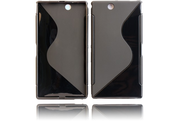 Twins Fancy Bright für Sony Xperia Z Ultra, schwarz