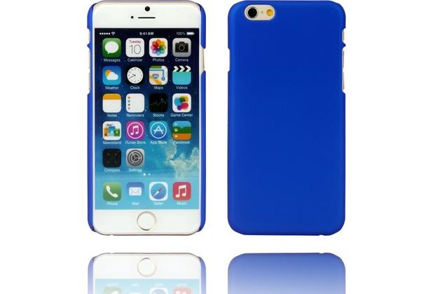 Twins Hard Case für iPhone 6, matt,blau