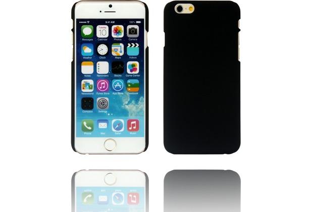 Twins Hard Case für iPhone 6, matt,schwarz
