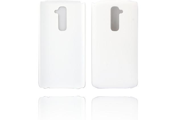 Twins Hard Case für LG G2,weiß