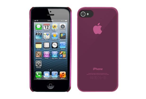 Twins Micro für iPhone 5/5S/SE, pink