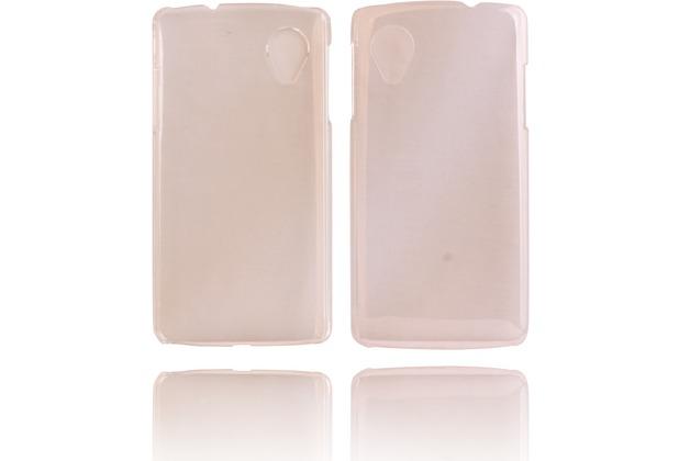 Twins Shield Matte für Google Nexus 5, transparent
