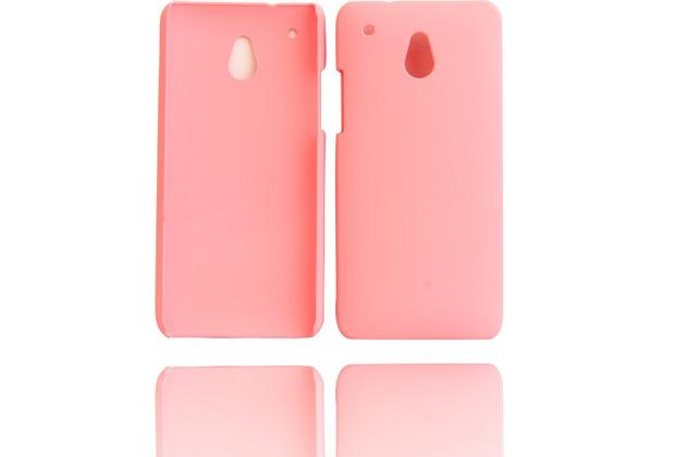 Twins Shield Matte für HTC One mini, pink