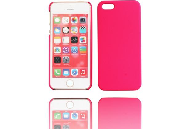 Twins Shield Matte für iPhone 5/5S/SE, pink