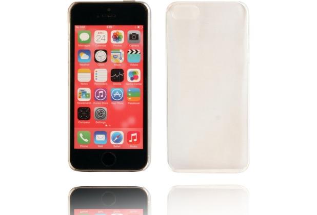 Twins Shield Matte für iPhone 5/5S/SE, transparent