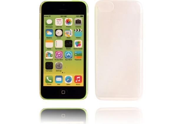 Twins Shield Matte für iPhone 5C, transparent