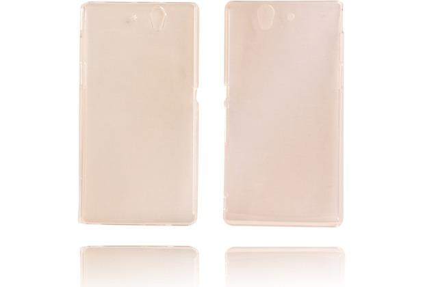 Twins Shield Matte für Sony Xperia Z, transparent