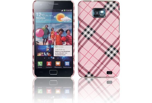 Twins Taste für Samsung i9100 Galaxy S2, rosa