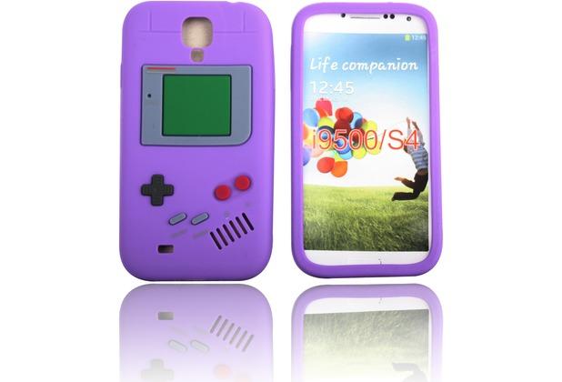 Twins Video Game für Samsung Galaxy S3, violett