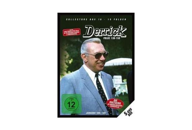 Universal Music Derrick Collector\'s Box 10 [DVD]