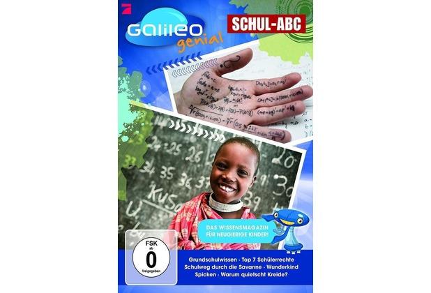 Universal Music Galileo genial 01: Das Schul-ABC [DVD]