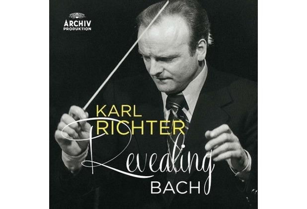 Universal Music Karl Richter-Revealing Bach (Cembalowerke U.A.), CD