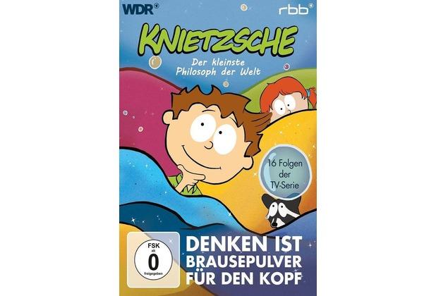 Universal Music Knietzsche - Der kleinste Philosoph der Welt [DVD]