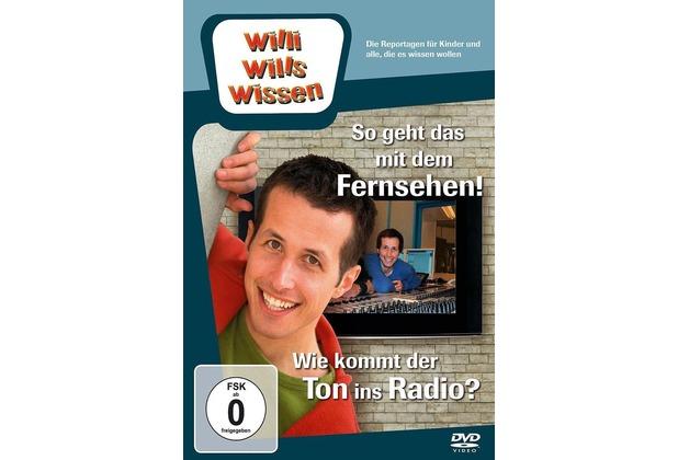 Universal Music Willi wills wissen. So geht das mit dem Fernsehen! / Wie kommt der Ton ins Radio? [DVD]