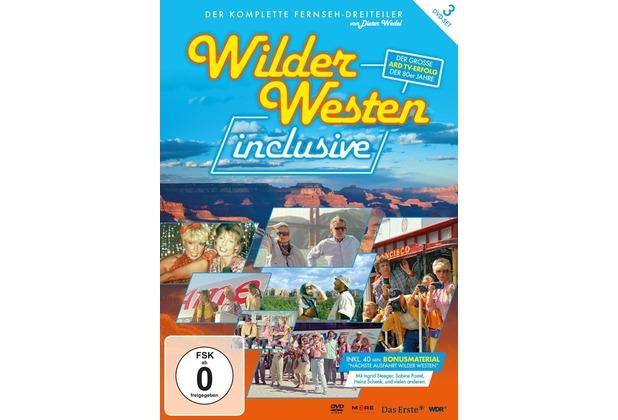 Universal Music Wilder Westen inclusive (3-DVD-Softbox) [DVD]