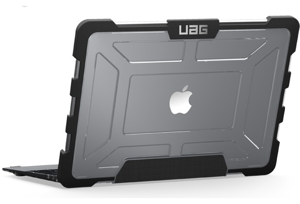 Urban Armor Gear Macbook Case - Apple Macbook Pro 13 (mit & ohne TouchBar) - Ice