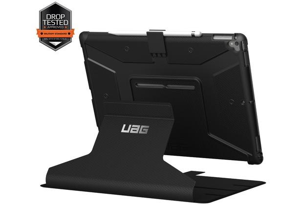 Urban Armor Gear Metropolis Case - iPad Pro 12,9 - schwarz