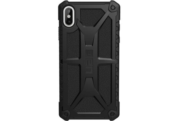 Urban Armor Gear Monarch Case, Apple iPhone XS Max, schwarz (matt)