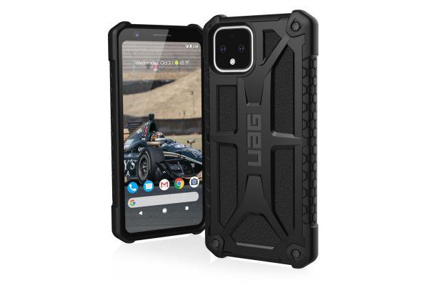 Urban Armor Gear Monarch Case, Google Pixel 4, schwarz, 611661114040