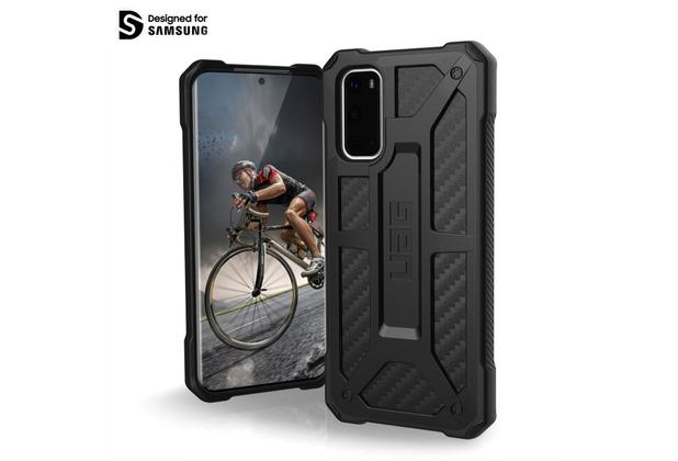 Urban Armor Gear Monarch Case, Samsung Galaxy S20, carbon, 211971114242