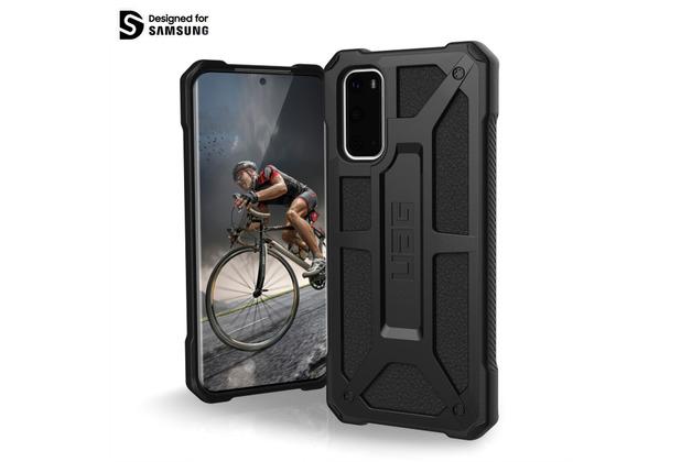 Urban Armor Gear Monarch Case, Samsung Galaxy S20, schwarz, 211971114040