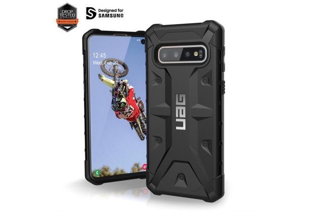 Urban Armor Gear Pathfinder Case, Samsung Galaxy S10, schwarz