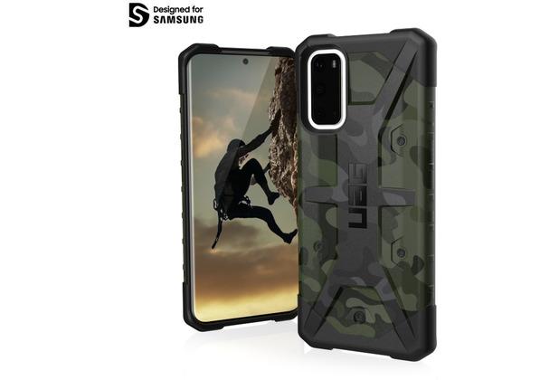 Urban Armor Gear Pathfinder Case, Samsung Galaxy S20, forest camo, 211977117271