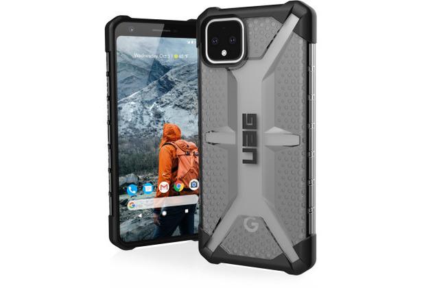 Urban Armor Gear Plasma Case, Google Pixel 4 XL, ash (grau transparent), 611653113131