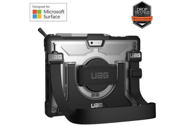Urban Armor Gear Plasma Case, Microsoft Surface Go, ice