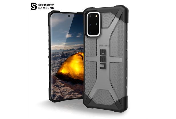 Urban Armor Gear Plasma Case, Samsung Galaxy S20+, ash (grau transparent), 211983113131
