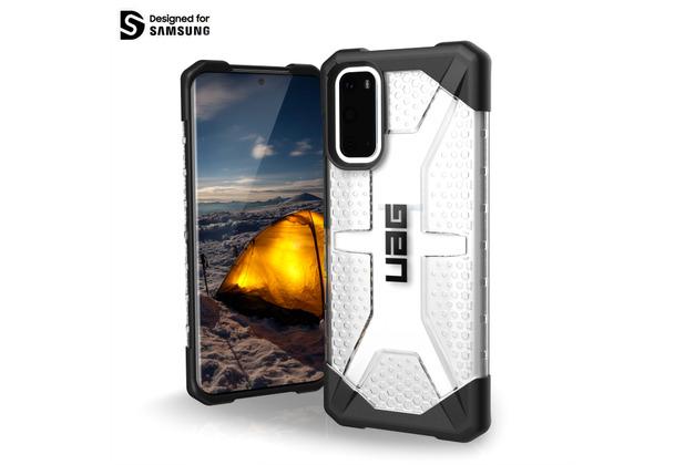 Urban Armor Gear Plasma Case, Samsung Galaxy S20, ice (transparent), 211973114343