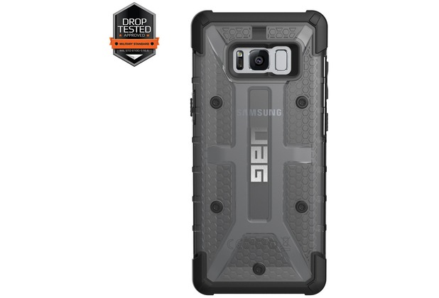 Urban Armor Gear Plasma Case - Samsung Galaxy S8+ - Ash (transparent)