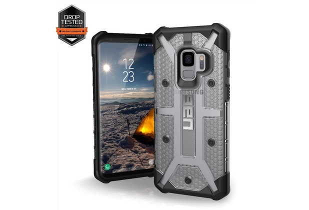 Urban Armor Gear Plasma Case Samsung Galaxy S9 ice (transparent)