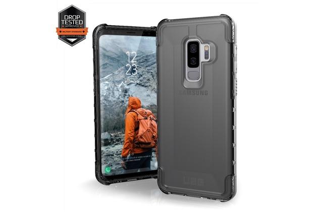 Urban Armor Gear Plyo Case Samsung Galaxy S9+ ash (transparent)