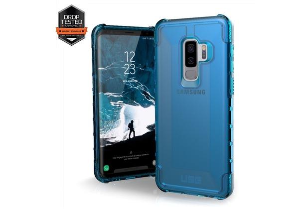 Urban Armor Gear Plyo Case Samsung Galaxy S9+ glacier (blau transparent)
