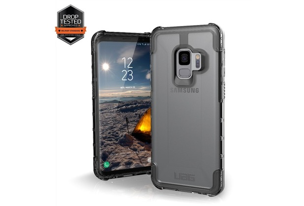 Urban Armor Gear Plyo Case Samsung Galaxy S9 ice (transparent)