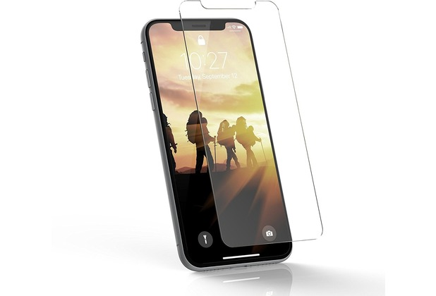 Urban Armor Gear Tempered Glass Displayschutz, Apple iPhone 11 Pro / XS / X, IPHX-SP