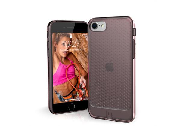 Urban Armor Gear [U] Lucent Case, Apple iPhone SE (2020)/8/7, dusty rose, 11204N314848