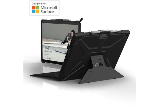 Urban Armor Gear UAG Urban Armor Gear Metropolis Case, Microsoft Surface Pro X, schwarz, 321786114040