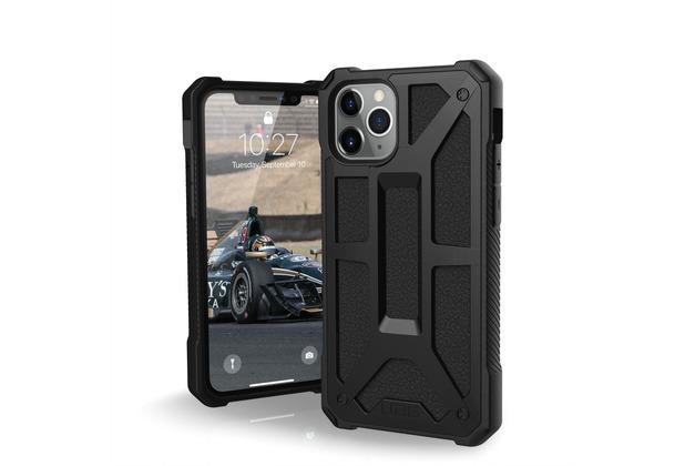 Urban Armor Gear UAG Urban Armor Gear Monarch Case, Apple iPhone 11 Pro, schwarz, 111701114040