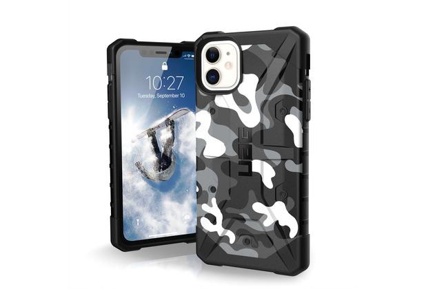 Urban Armor Gear UAG Urban Armor Gear Pathfinder Case, Apple iPhone 11, arctic camo, 111717114060