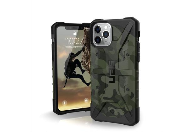 Urban Armor Gear UAG Urban Armor Gear Pathfinder Case, Apple iPhone 11 Pro, forest camo, 111707117271
