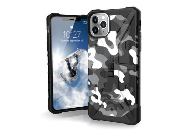 Urban Armor Gear UAG Urban Armor Gear Pathfinder Case, Apple iPhone 11 Pro Max, arctic camo, 111727114060