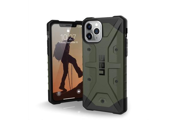 Urban Armor Gear UAG Urban Armor Gear Pathfinder Case, Apple iPhone 11 Pro, olive drab, 111707117272