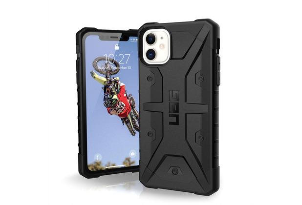 Urban Armor Gear UAG Urban Armor Gear Pathfinder Case, Apple iPhone 11, schwarz, 111717114040