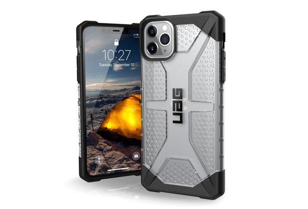 Urban Armor Gear UAG Urban Armor Gear Plasma Case, Apple iPhone 11 Pro Max, ice (transparent), 111723114343